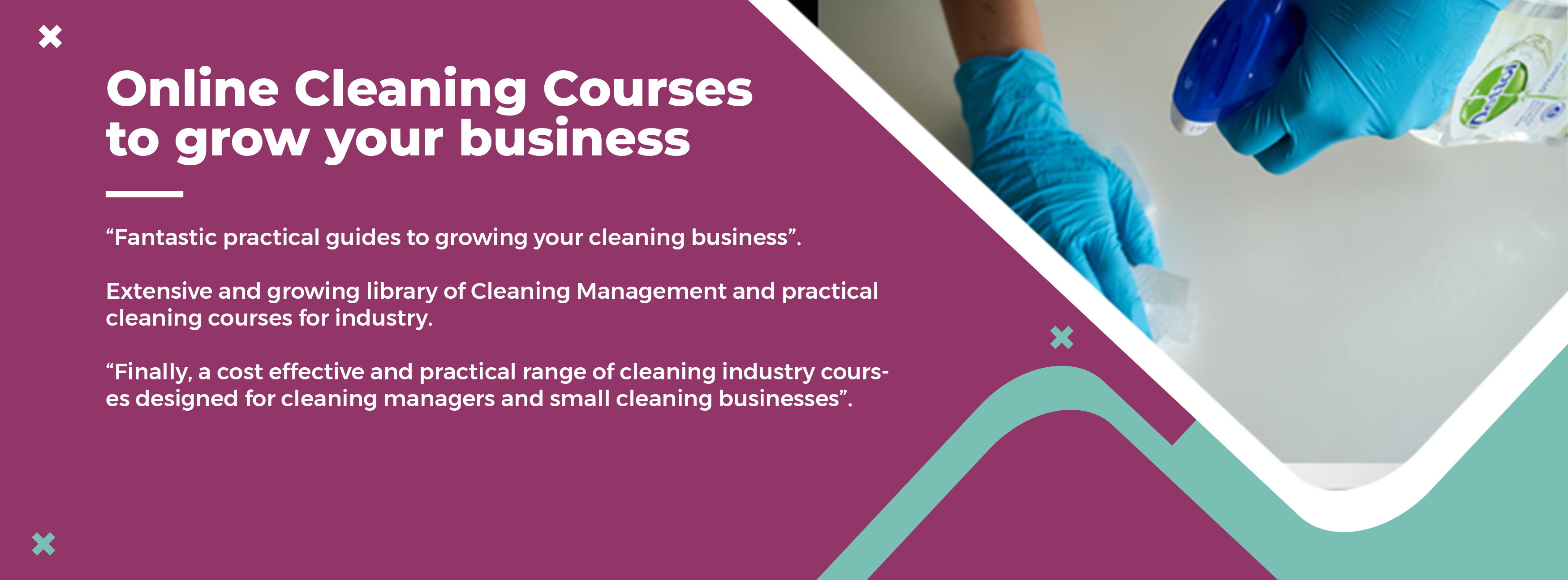 Cleaning Management Courses – Affordable Courses for Industry